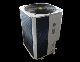 Industrial heat pumps