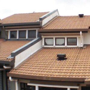 Sol-Vent Solar-Powered Roof Ventilator – 20W